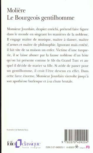 The Le Resume De Le Bourgeois Gentilhomme today help
