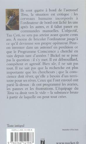 livre programme conscience t 1 destination vide frank herbert acheter occasion 02 12 2004. Black Bedroom Furniture Sets. Home Design Ideas