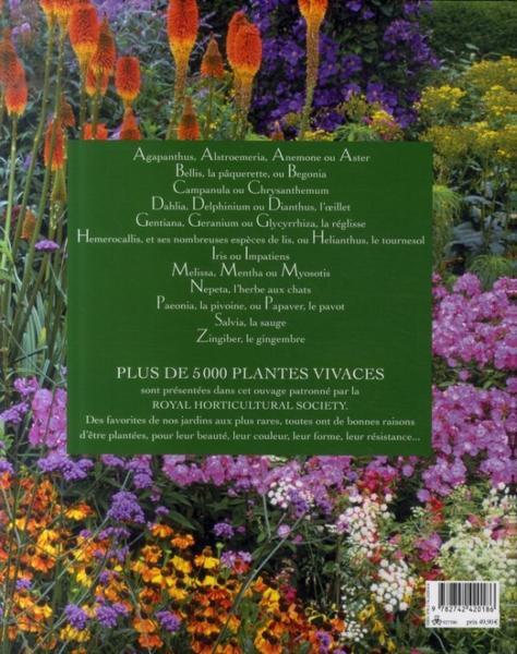livre encyclop die des plantes vivaces collectifs lois. Black Bedroom Furniture Sets. Home Design Ideas