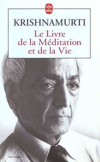 """Résultat de recherche d'images pour """"le livre de la méditation et de la vie"""""""